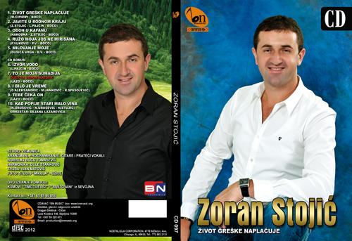 Zoran Stojić - Zivot Greske Naplacuje