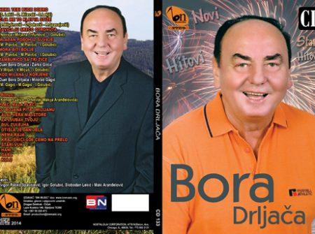 Bora Drljaca - Novi Album