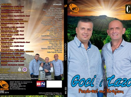 Goci i Lazo 2014